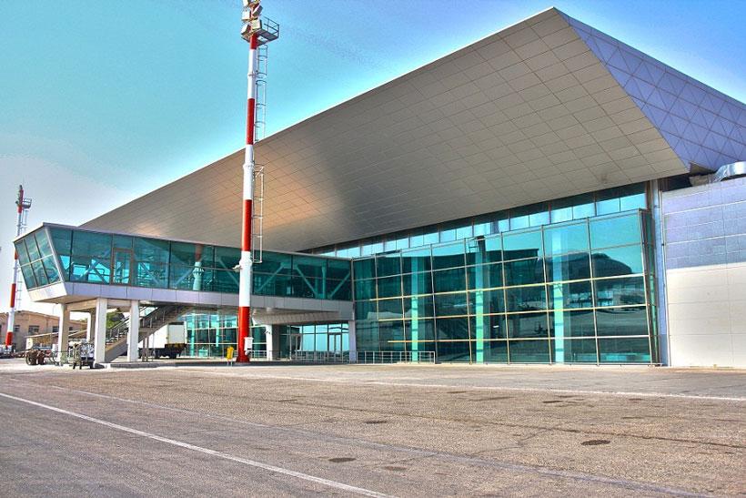 امکانات فرودگاه بندرعباس