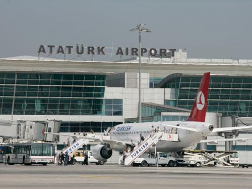 استانبول - فرودگاه بین المللی آتاتورک