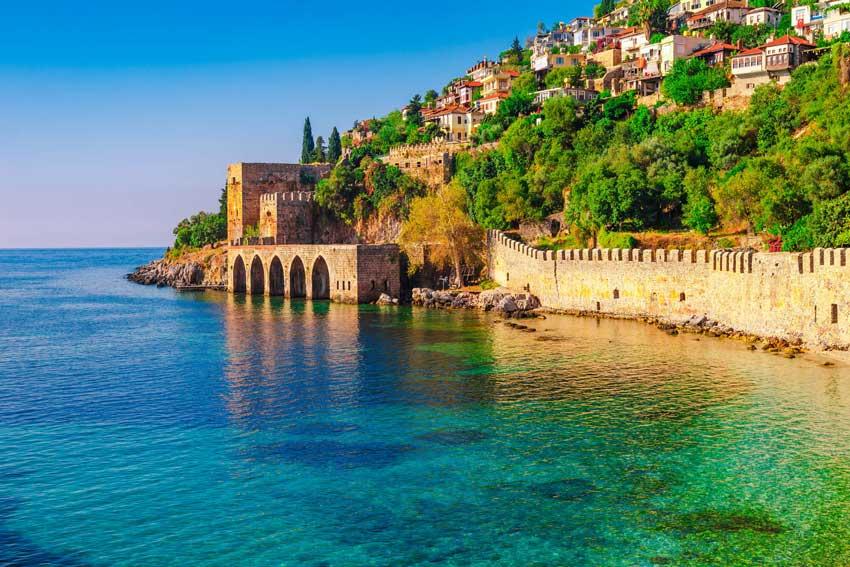 سفر ارزان خارجی - ترکیه آنتالیا