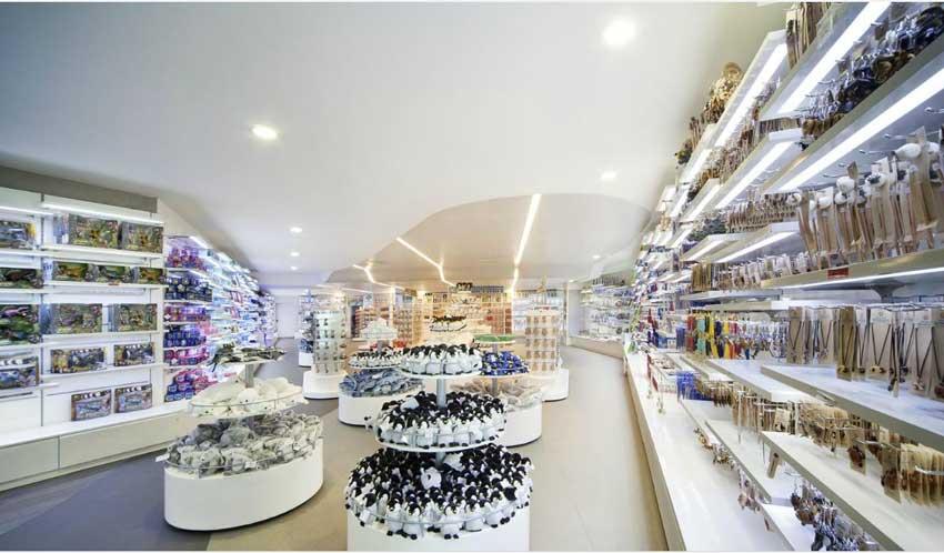 آکواریوم استانبول فروشگاه