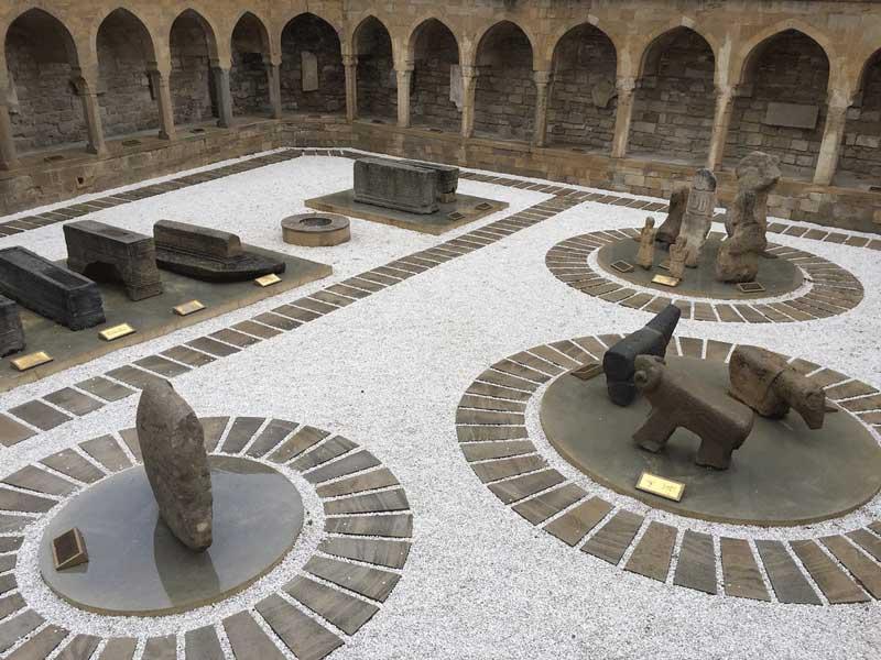 موزه روباز باکو
