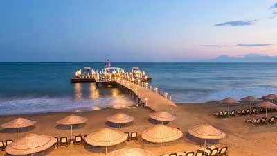 ساحل بلک آنتالیا
