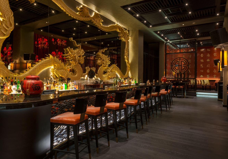 رستوران بودا بار دبی