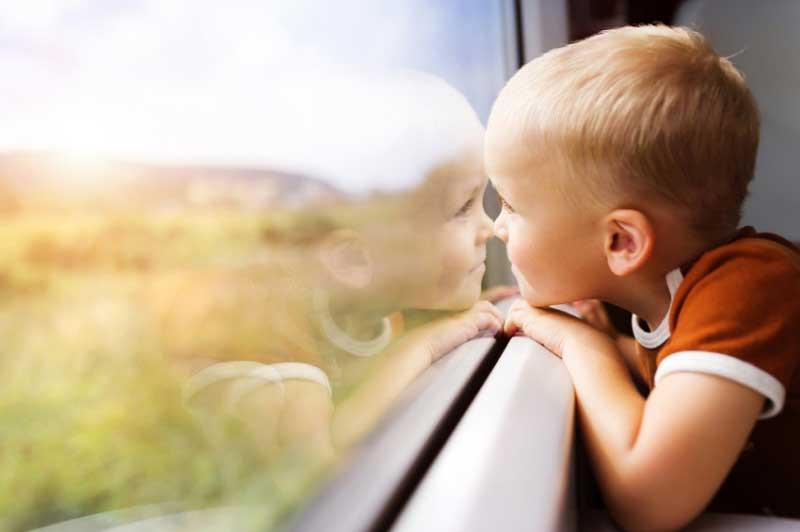 سفر با اتوبوس به همراه کودک