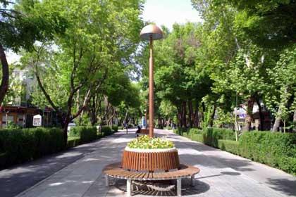 شهر تمیز اصفهان