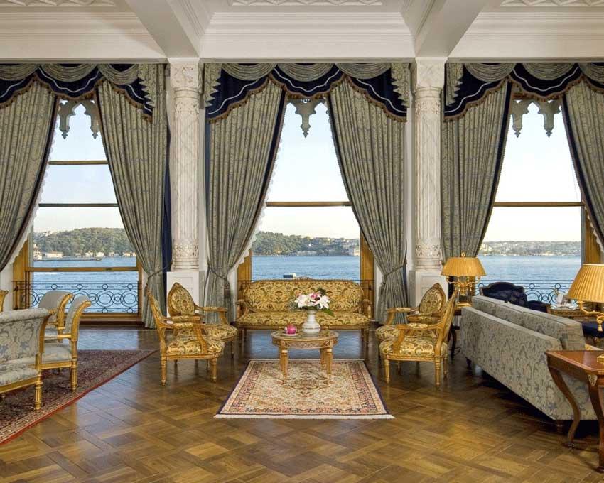 کاخ چراغان استانبول
