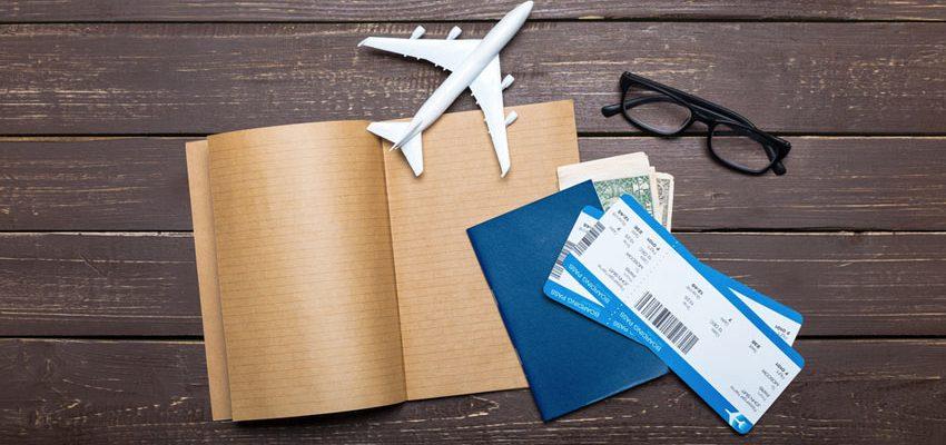 نوشته روی بلیط هواپیما چقدر مهم است؟