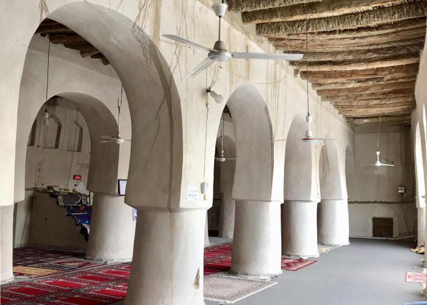 جاذبه های گردشگری چابهار - مسجد جامع دزک