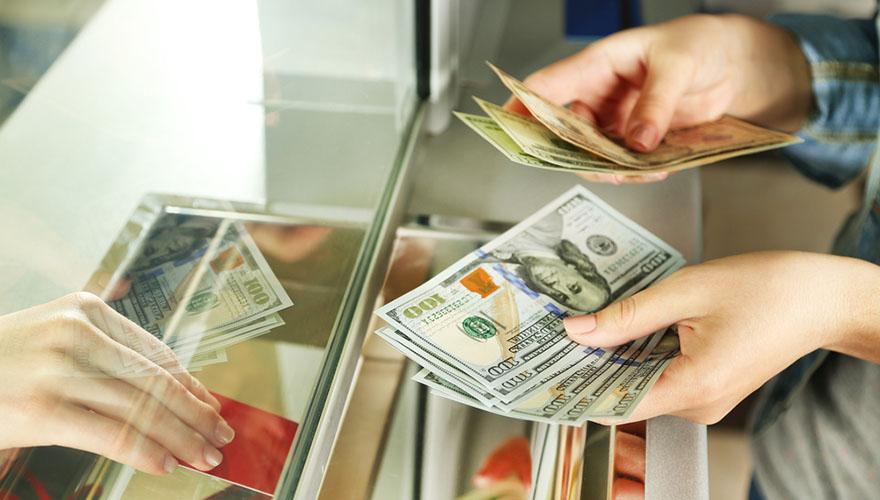ارز دبی دلار