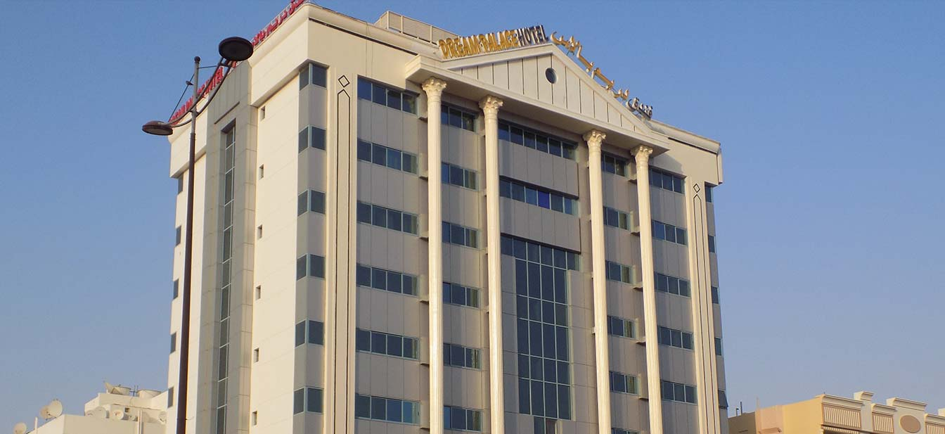 هتل دریم پالاس