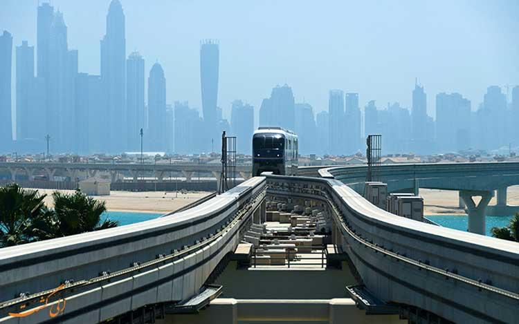 مونوریل در دبی