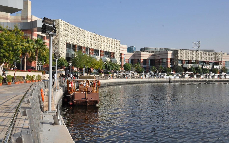 مرکز خرید فستیوال دبی