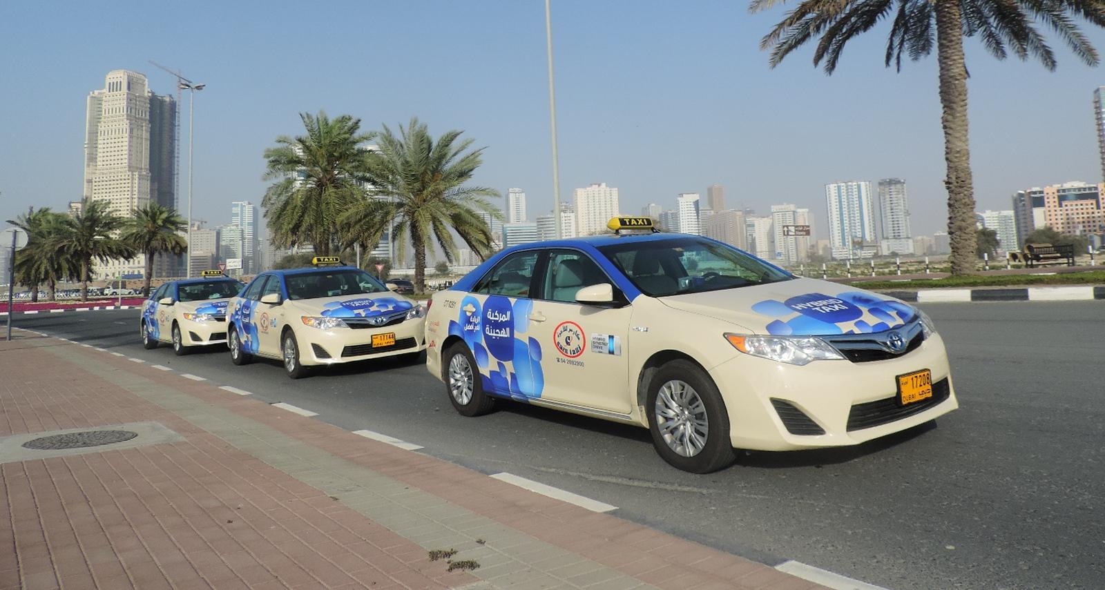 تاکس دبی