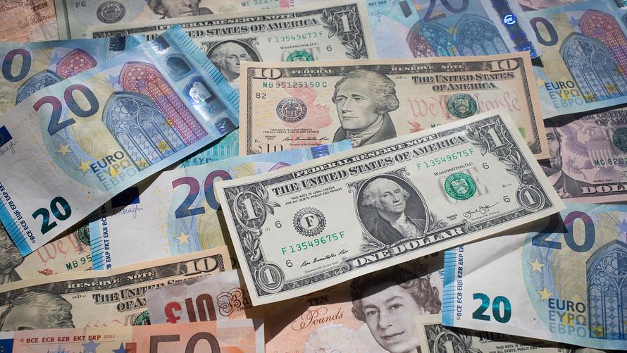واحد پول فرانسه یورو دلار