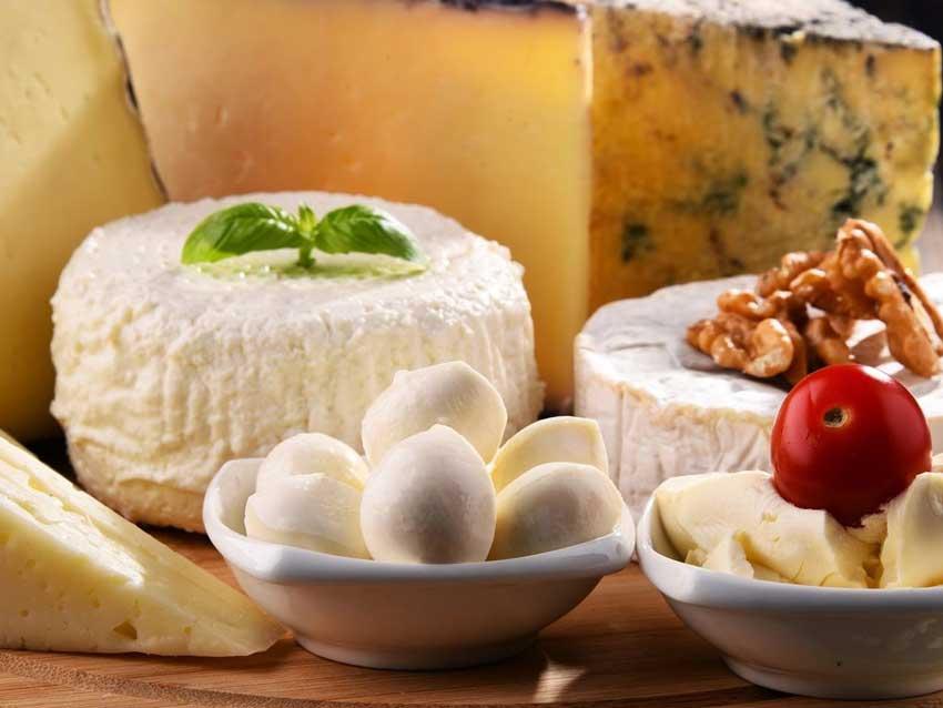 پنیر فرانسوی سفر به پاریس