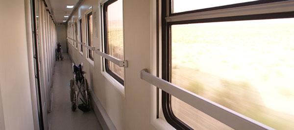 قطار غزال - تهران به مشهد