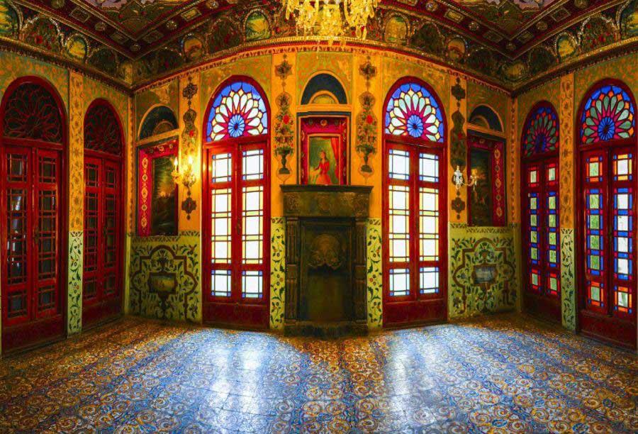فهرست موزه های تهران