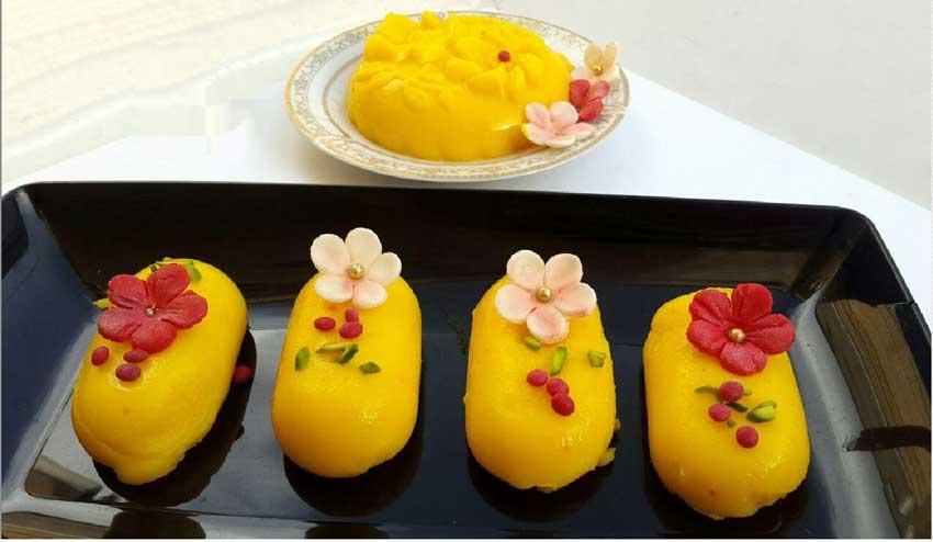 حلوا شیرازی - سوغاتی شیراز