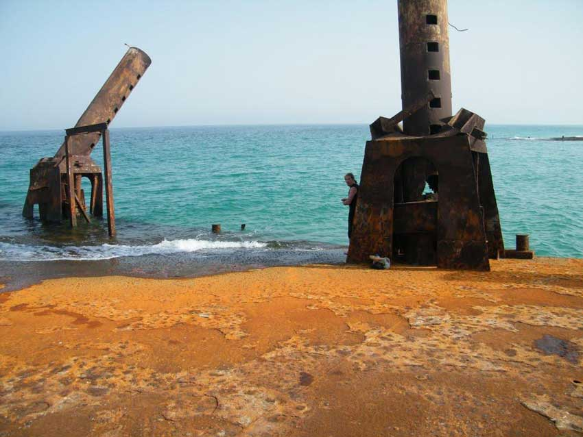 مراکز تفریحی کیش جزیره هندورابی