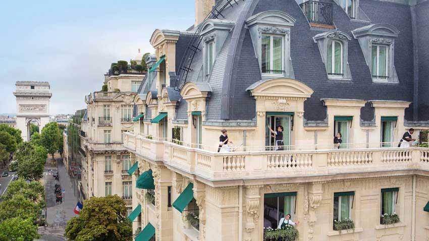هتل پاریس تور پاریس