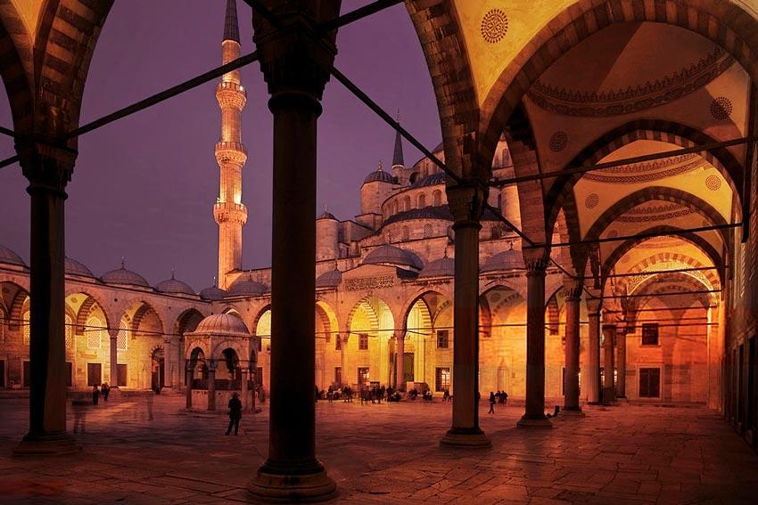 مسجد سلطان احمد استانبول