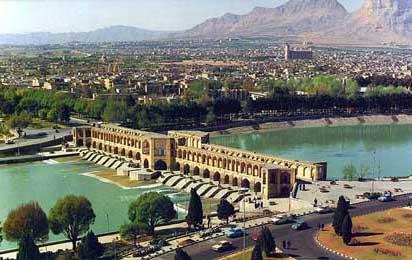 بافت قدیمی اصفهان