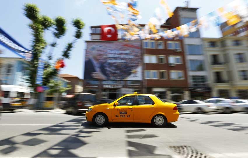 تاکسی استانبول سفر به استانبول