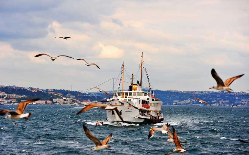 سفر به استانبول خوشگذرانی