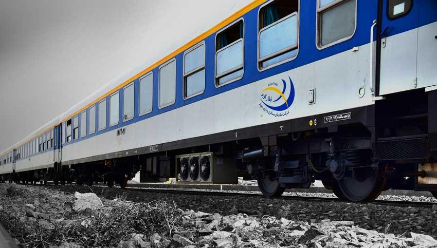 قطارهای جوپار