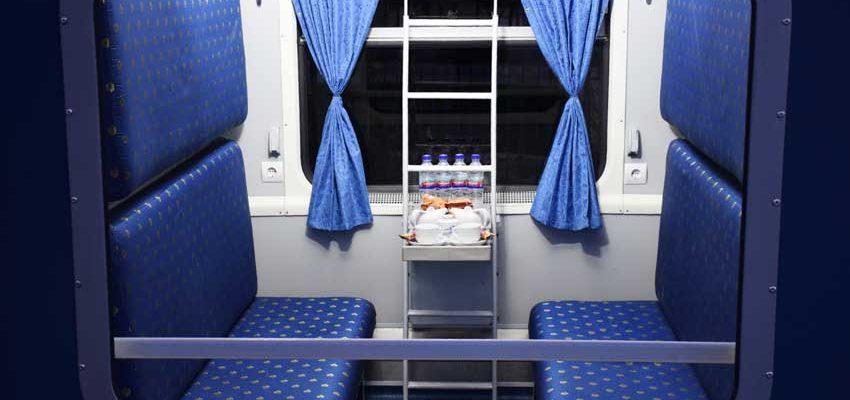 امکانات قطارهای جوپار