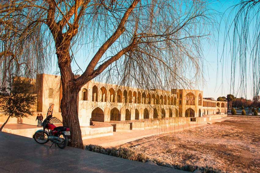 بهترین زمان سفر به اصفهان - پاییز