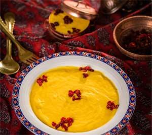 سوغات اصفهان - خورشت ماست