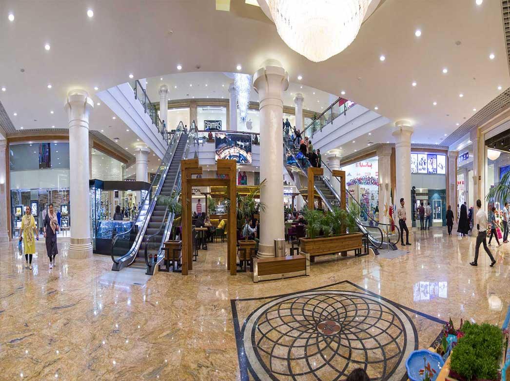 مرکز خرید در کیش