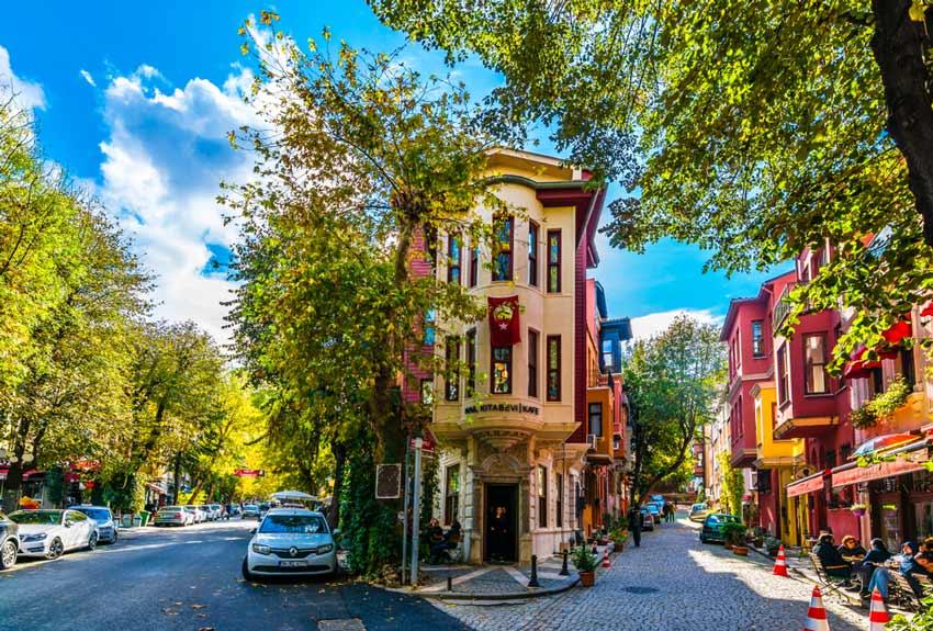 جاهای تاریخی استانبول