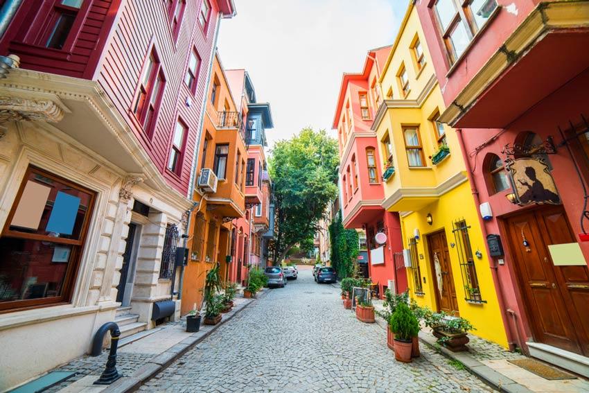 محله کوزگونجوک در فهرست دیدنی های ترکیه
