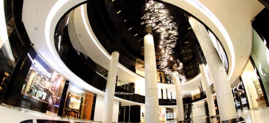 مراکز خرید لوکس تهران