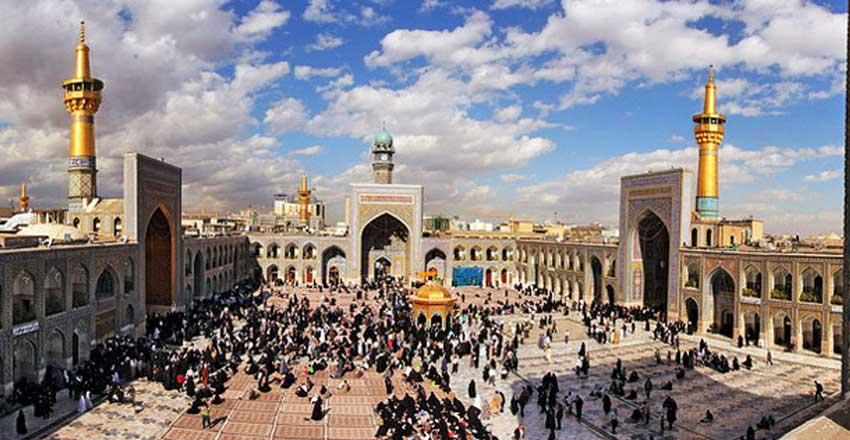 مکان های دیدنی مشهد با عکس