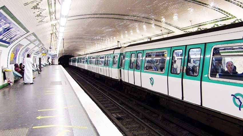 مترو پاریس هزینه سفر به پاریس