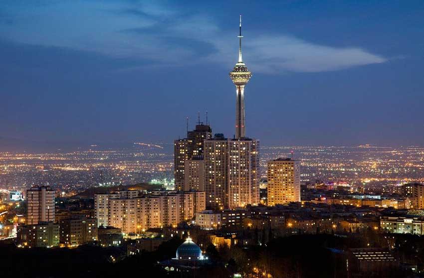 برج میلاد، جاذبه های گردشگری تهران