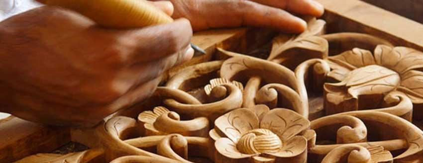 منبت کاری سوغات شیراز