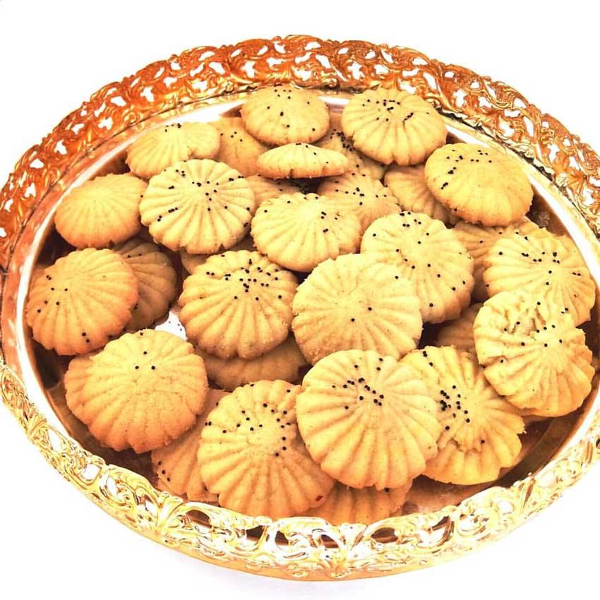نان برنجی سوغات شیراز
