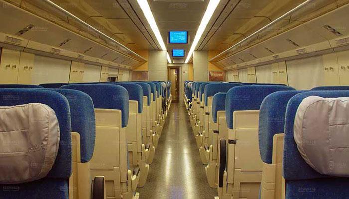 قطار رجا پردیس