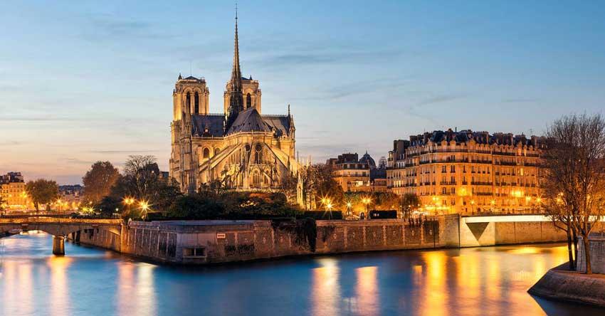 جاهای دیدنی پاریس سفر به پاریس