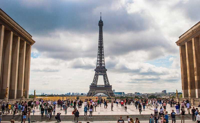 برج ایفل سفر به پاریس