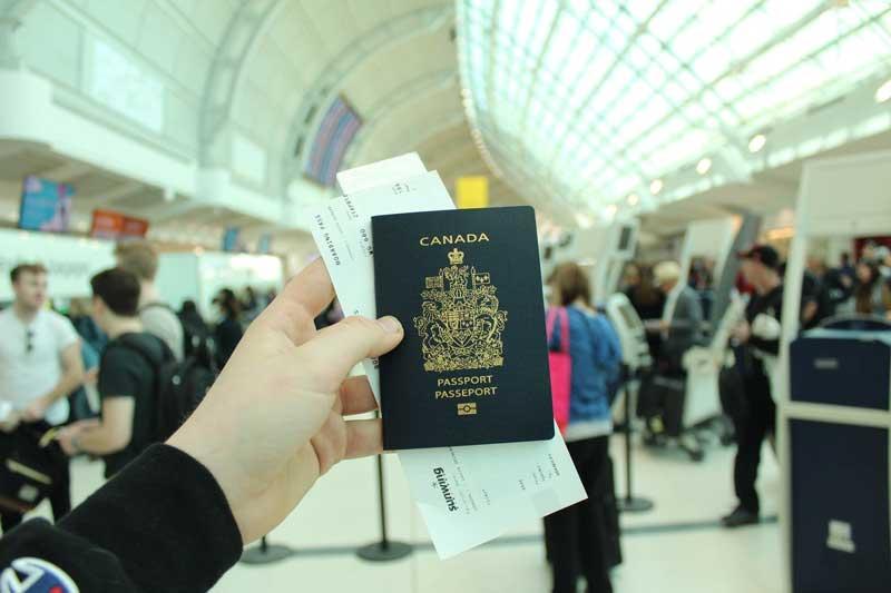 پاسپورت سفر خارجی