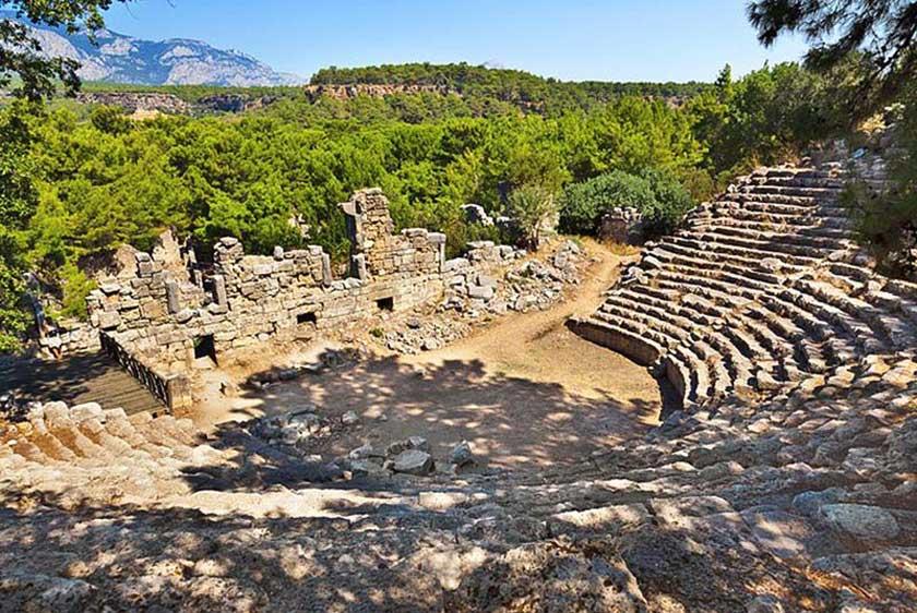 منطقه تاریخی فلیسیس