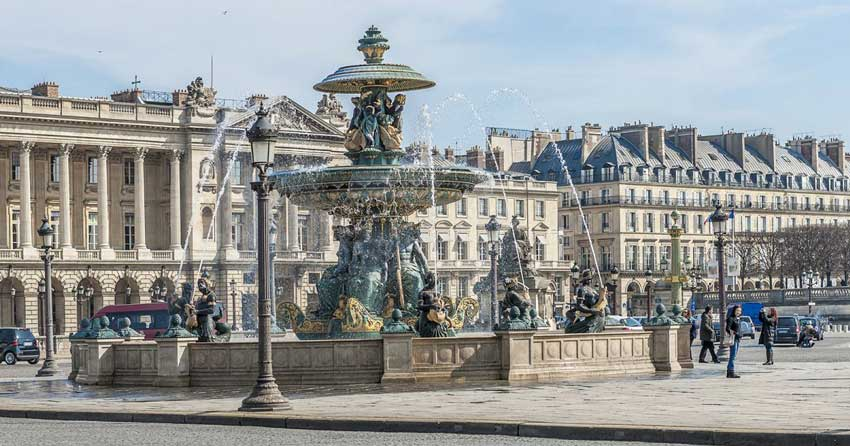 میدان کنکورد تور فرانسه