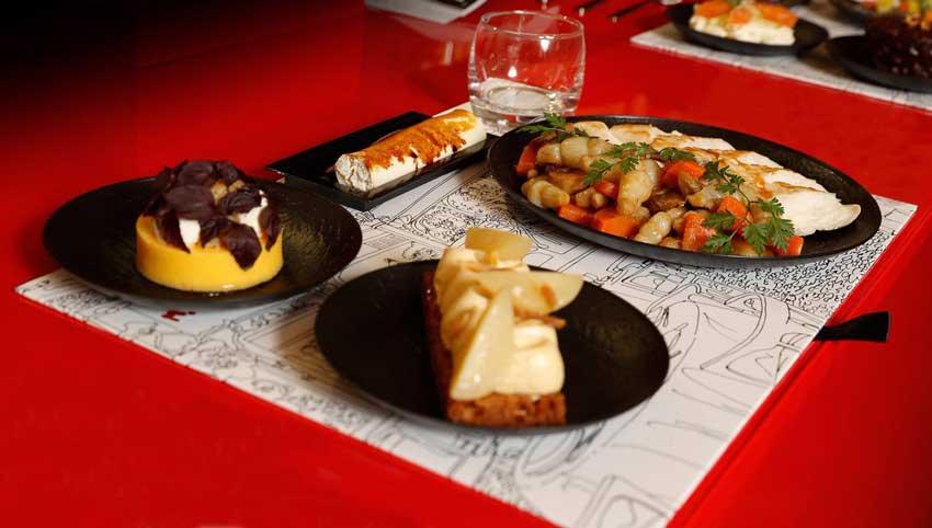 غذا در پاریس هزینه سفر به پاریس