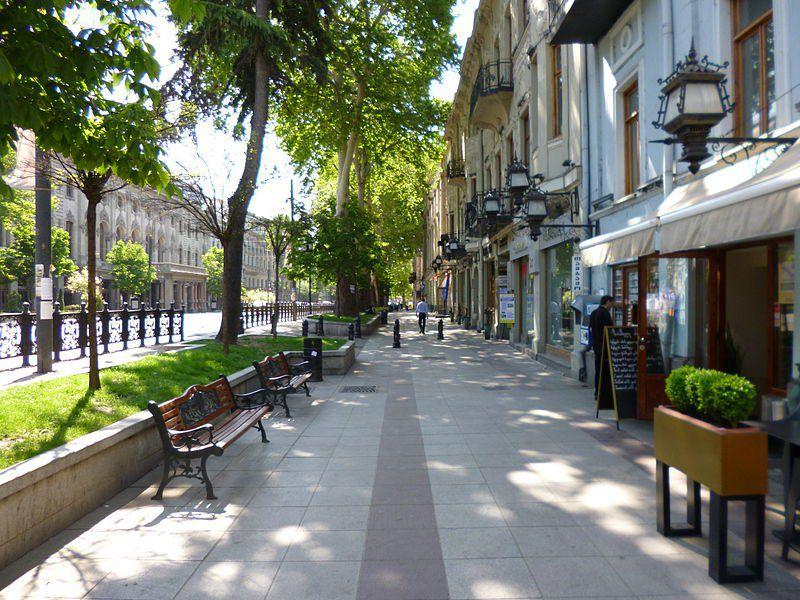 خیابان روستاولی