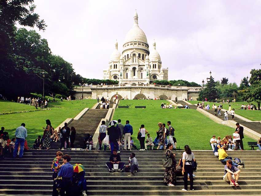 کلیسای سکره کور تور پاریس